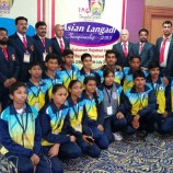 1st Asian Senior Langadi Campionship at Bangkok