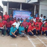 National langadi referee seminar and Evaluation camp successfully completed at puducherry